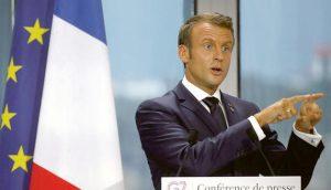 Els actes de la visita del Copríncep francès, Emmanuel Macron, s'han condensat per al divendres 13 de setembre, arribant al país la nit anterior; una estada que s'ha escurçat per problemes d'agenda. Entre les activitats previstes hi ha un discurs a la Plaça del Poble, un al Consell, un dinar i un sopar amb les autoritats. Tot i aquesta informació, encara no se li ha facilitat a Govern quin serà l'horari previst d'uns actes encabits en el mateix dia. La seguretat i desplegament per tot el país és un dels punts importants pels quals s'està treballant a contrarellotge per tenir el programa amb un cert decalatge de temps i controlar passatges soterrats o sistemes de clavegueram.